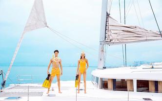 《先拍后付》机票补贴+MV+海景酒店+送婚纱等
