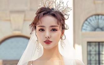 {蒂娜美学} 新娘造型 早妆