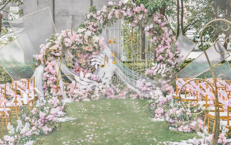 50-80人小型婚礼主推【宠爱】浪漫婚礼一价全包