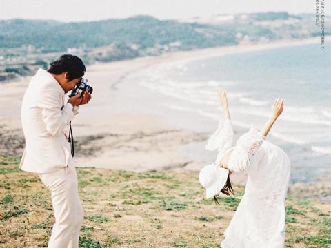 【创意旅拍】7本相册29个框+赠酒店赠婚纱包邮