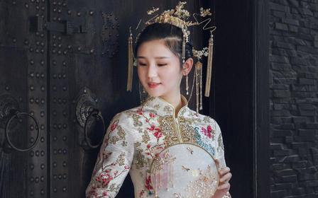 【本季热卖】化妆首席全程跟妆+送伴娘妆