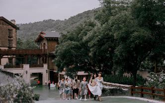 艾沐影像 纪实婚礼摄影 总监双机位婚礼摄影跟拍