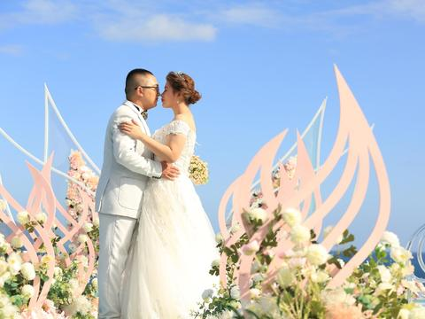 天空之城婚礼/婚礼布置+场地+四大金刚+豪华礼包