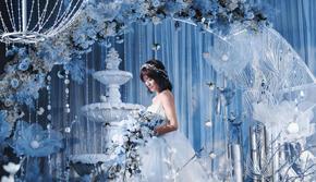 艾薇婚庆  水  晶  之  恋