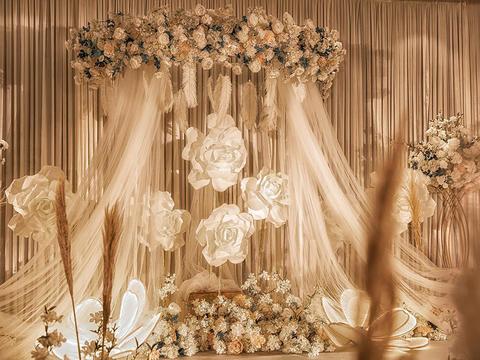 《公主嫁纱》私人定制套系婚礼