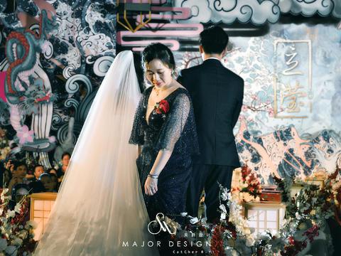 【Major Design婚礼定制】新中式婚礼
