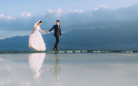 【两天数码胶片】文艺青年喜爱的轻婚纱风格