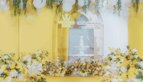 《喜来屋婚礼定制》之《Yellow》