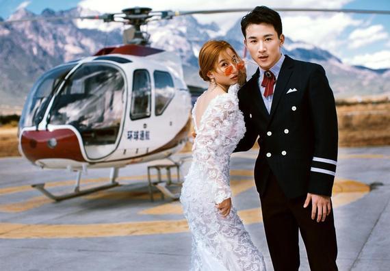 年终盛典】丽江大理+十套服装+机票补贴+MV拍摄