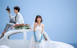 三亚薇爱婚纱摄影