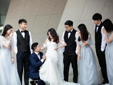 熙池XICHI VISION  首席双机婚礼摄影