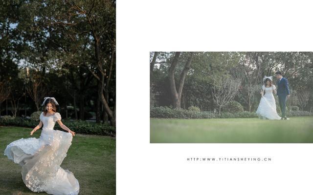 壹天摄影工作室婚礼跟拍案例
