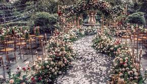 【万元婚嫁大礼包】   团购户外小众草坪婚礼