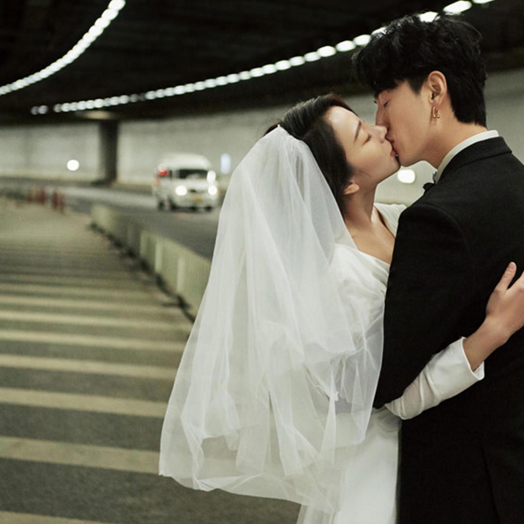 【城市花园】赫本风+浪漫复古+品质仪式感婚纱照