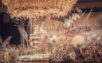 【SVT WEDDING】盛美利亚 香槟 带四大