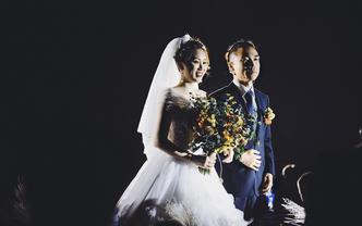 婚礼首席超值单机位纪实摄影