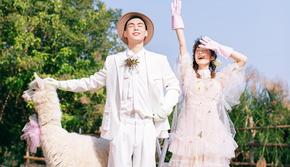 【三月爆款】品质联盟商家|定制一套不一样的婚纱照