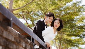 【进部摄影】潮婚节10月精选预售婚礼纪专享优惠!