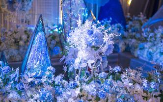 【简爱婚礼】 鲸 ——蓝色海洋婚礼
