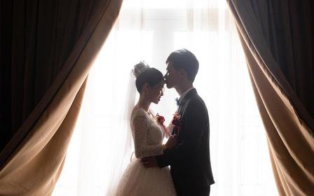 专业婚礼摄像师佳能6D2单机全程跟拍录像