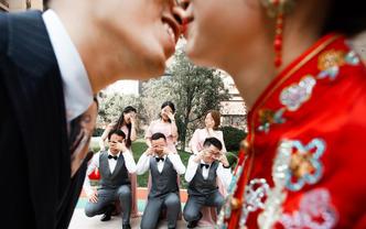 寻山婚礼电影------首席档双机位高端婚礼大片