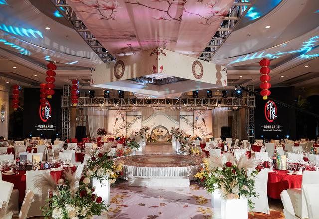【印象婚礼私人订制】东郊国宾馆 新中式婚礼