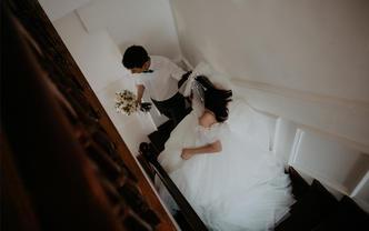 首席双机位婚礼摄影原片800精修100