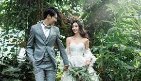 【森林系列新片】秋季婚礼节