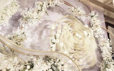 【三亚在四月海岛婚礼】裸色唯美婚礼