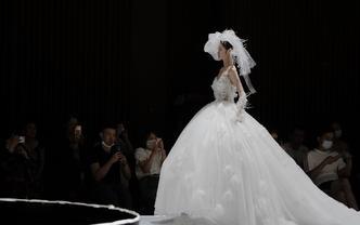 【蒂娜美学】2888婚纱7件套 +赠新娘全天跟妆