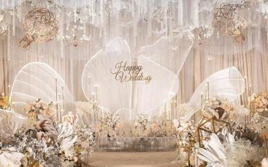 【金喜汇】 唯美粉色系婚礼/一站式婚礼体验
