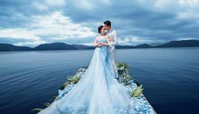 【潮婚节特价】送婚纱照1套◆超性价比◆风格任选拍