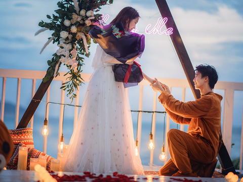 【求婚策划】三亚求婚求爱策划海边浪漫创意布置