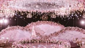 喜福堂 | 浪漫唯美的仙女系婚礼