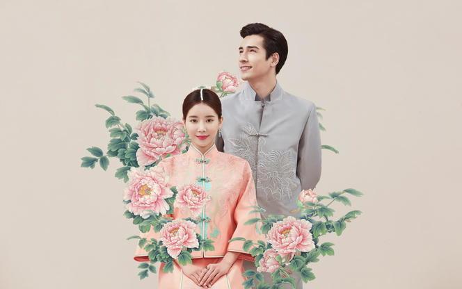 清新纯韩纪实风丨10服10造底片全送丨送结婚礼包