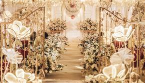 【一站式婚礼】欧式童话明星同款婚礼