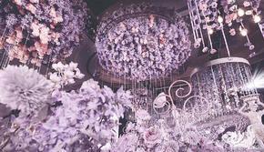 大连婚礼   盛典紫色婚礼