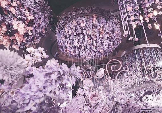 大连婚礼 | 盛典紫色婚礼