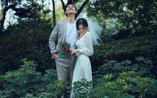 重庆八月婚纱摄影