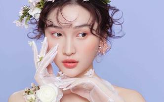 【柒月美妆】95后新娘 榜单热销甜美系列