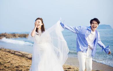 雅典娜婚纱摄影【有你才快乐】