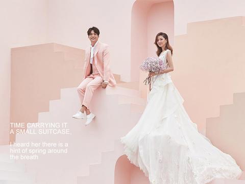 时尚美感『告白』系列  婚纱照