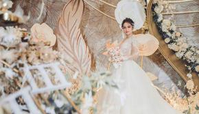 飞羽丨DreamPark·温馨浪漫简约主题系婚礼