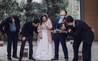 【空档特惠私信咨询】纪实婚礼摄影 资深单机位跟拍
