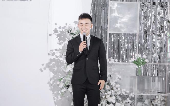 【中文主持旗舰版】婚前采访 台词创作 环节设计