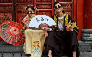 【全城热恋】原创嘻哈风新中式