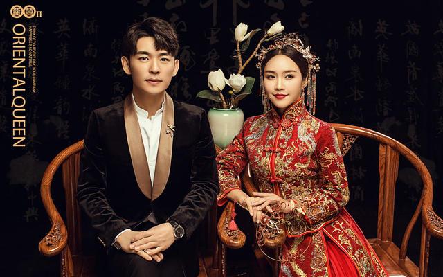 中式系列————锦绣情缘