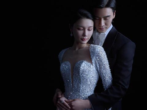 【限时福利】拍婚照送写真 原创手稿×高定礼服