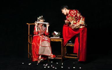 【中国风】90后喜爱的剧情风格 底片全送