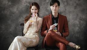 【小欢喜】韩式内景 婚纱纪念照